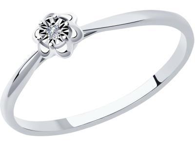 Золотое кольцо SOKOLOV 1011966_17
