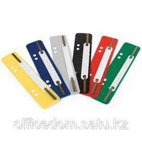 Вставка-скоросшиватель для регистратора, 25 шт/уп, жёлтый