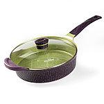 Сотейник-сковорода Nice Cooker Shell Series 28x7,5 см 3,7 л, фото 2
