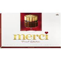 Набор конфет Merci ассорти, 400 гр