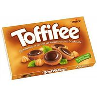 Набор конфет Toffifee, 125 гр