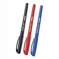 Ручка шариковая Pilot BP-1 Fine 0,7 мм, корпус красный, стержень красный