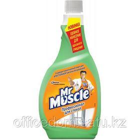 Средство для стекол Мистер Мускул, 500мл, запаска