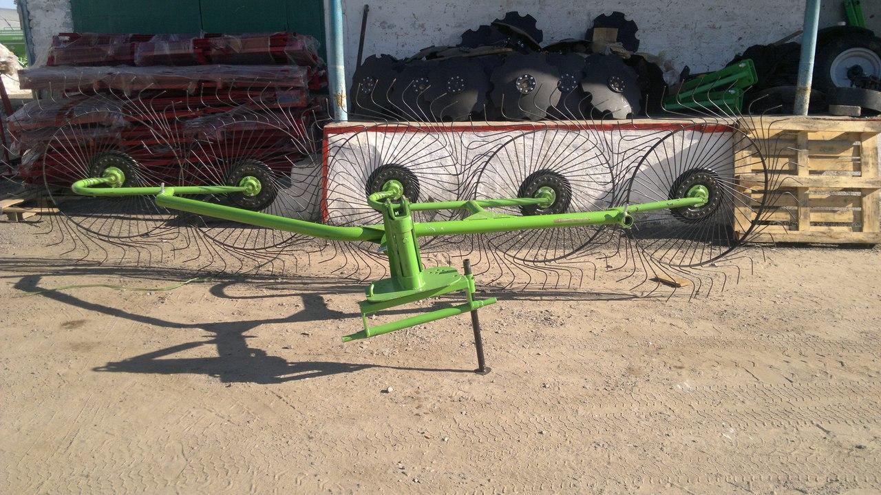 Турецкие грабли-ворошилки Agrolead 3.3м
