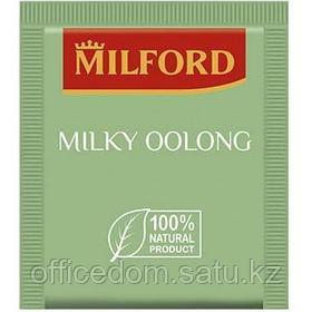 Чай Milford Milky Oolong, 200 х 1,75г, китайский с ароматом молока, в конвертах