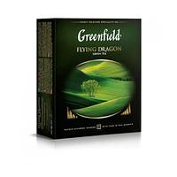 Чай зеленый Gf Flying Dragon китайский, 100х2г