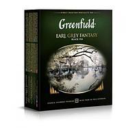 Чай черный Gf Earl Grey Fantasy с бергамотом, 100х2г