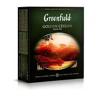 Чай черный Gf Golden Ceylon цейлонский, 100х2г