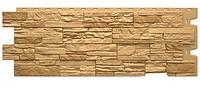 Фасадные панели STEIN Дёке Бронзовый 1098x400 мм, фото 1