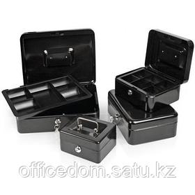 Ящик для денег 200х160х90мм, черный