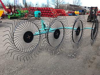 Усиленные грабли-ворошилки типа OGR,Россия  (2.6м,3.3м), фото 2