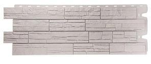 Фасадные панели STEIN Дёке Молочный 1098x400 мм (0,44 м2)