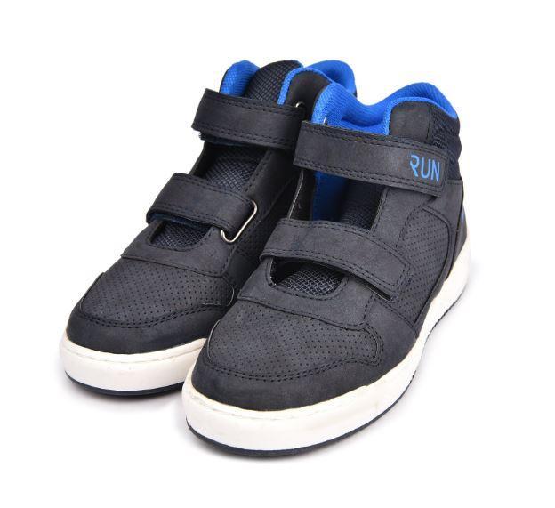 Осенние ботинки, цвет синий, Run