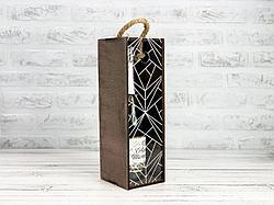 Подарочный ящик для бутылки