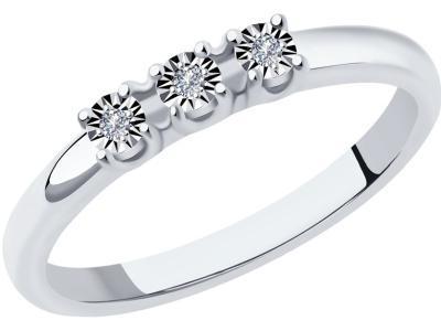 Золотое кольцо SOKOLOV 1011875_17