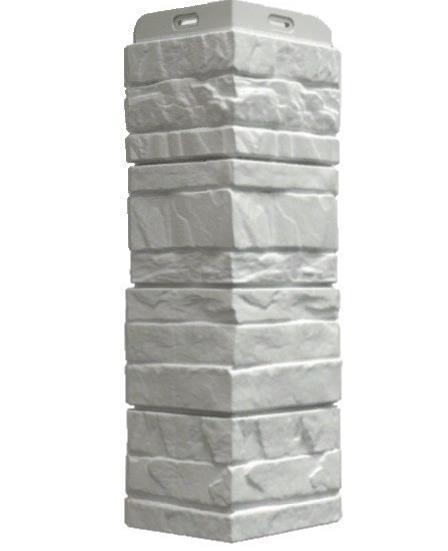 Угол Наружный STEIN Дёке Молочный 400х185х145 мм