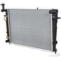 Радиатор охлаждения Hyundai Tucson. I пок.