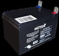 Аккумуляторная батарея Huter АКБ 12В 12Ач