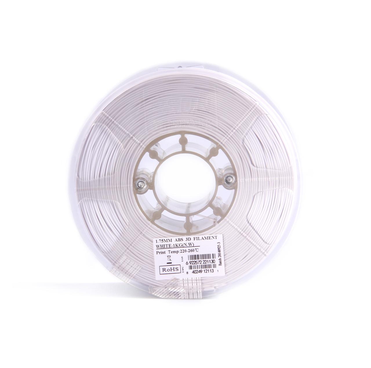 ABS PLUS пластик eSUN Белый 1.75
