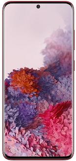 Смартфон Samsung Galaxy S20 (Red)