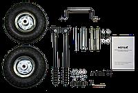 Комплект колес и ручек для бензинового генератора Huter
