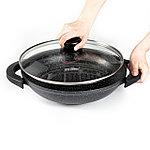 Wok-казан Nice Cooker Classic Series 32x8,5 см 4,5 л, фото 3