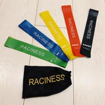Фитнес Резинки Rasiness(Набор 5 шт) + Чехол в подарок, фото 2