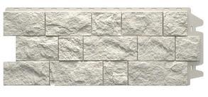 Фасадные панели FELS Дёке Горный хрусталь 1052x425 мм (0,45 м2)