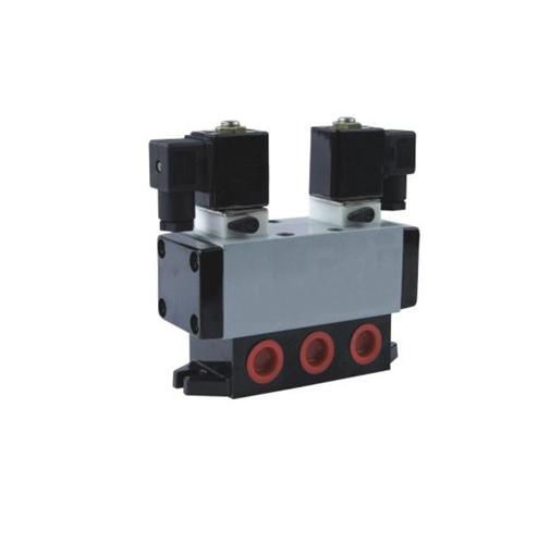 Пневмораспределители электромагнитные серии  K25DH