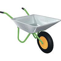 Тачка садовая, грузоподъемность 100 кг, объем 65 л// Palisad
