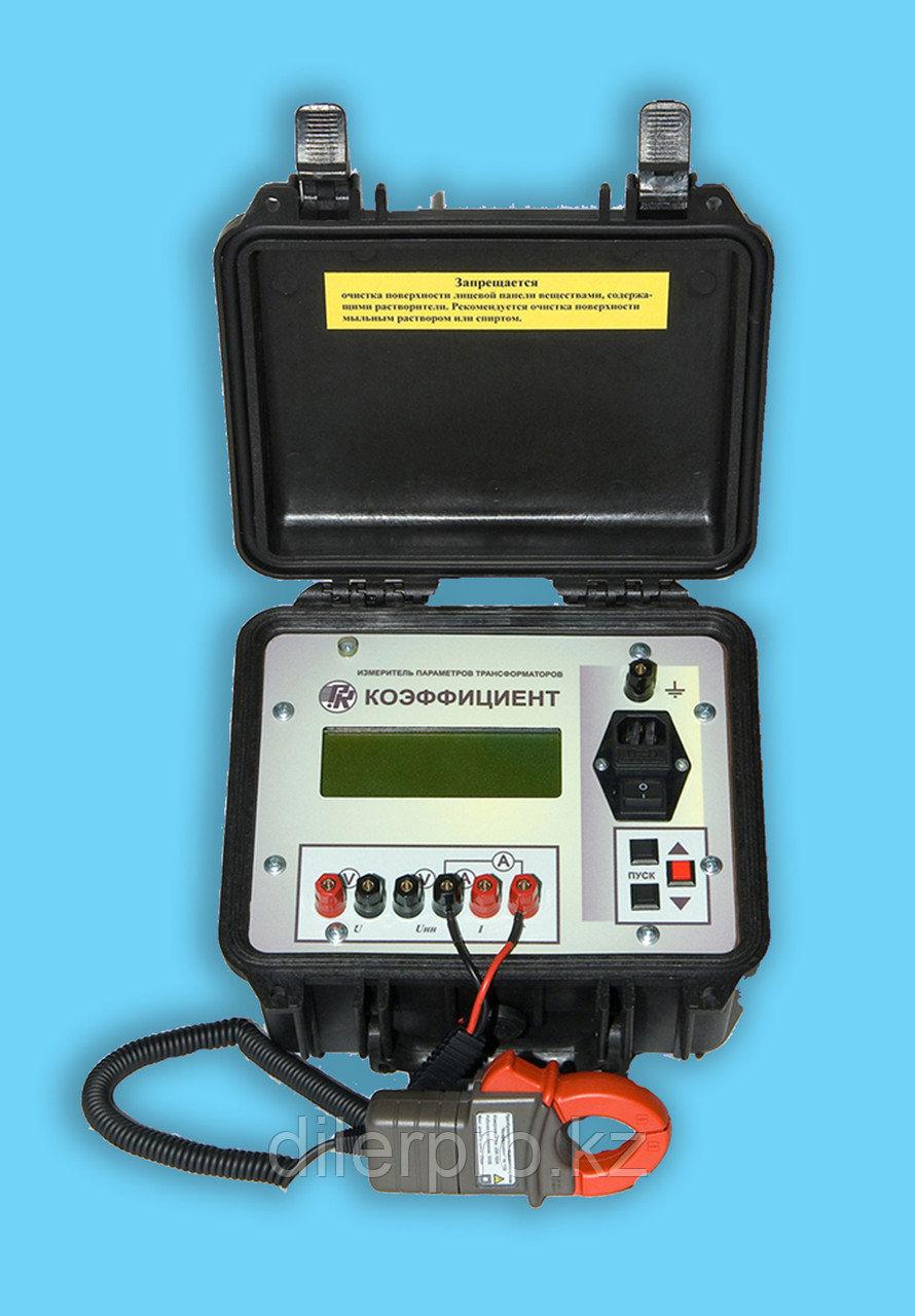 Измеритель параметров трансформаторов Коэффициент