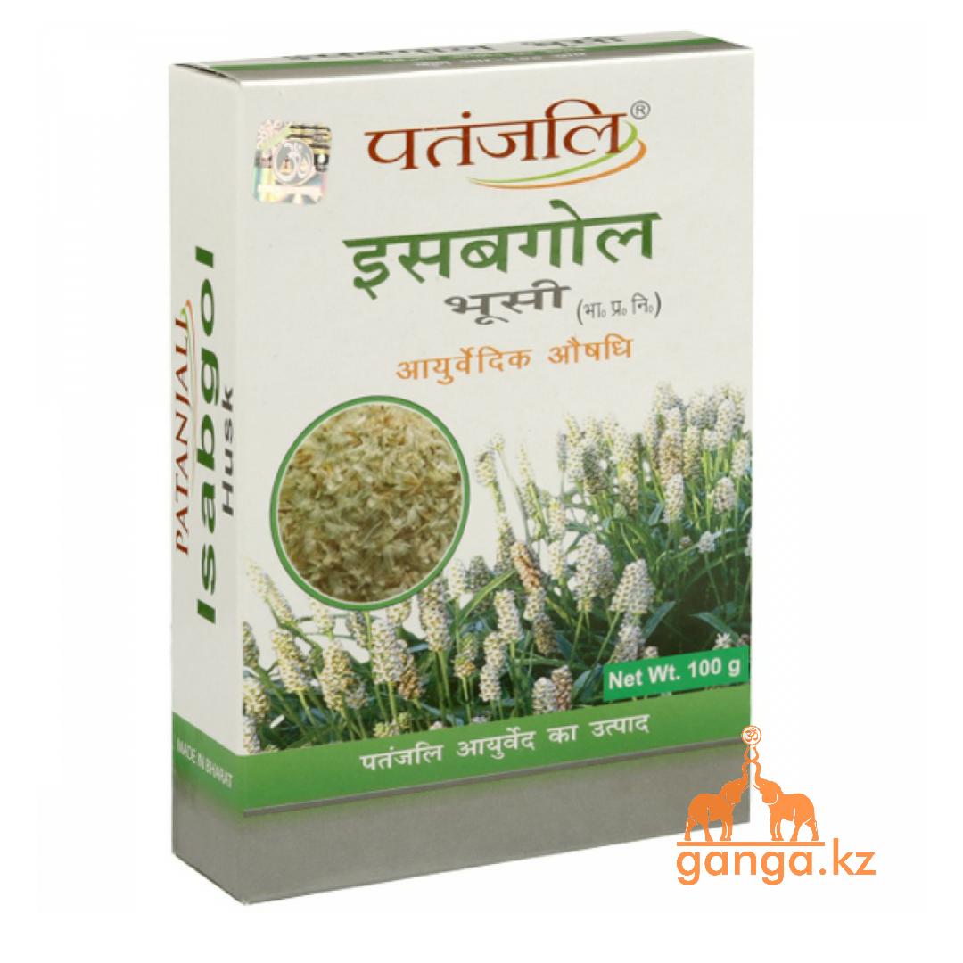 Исабгол средство для улучшения пищеварения (Isabgol PATANJALI), 100 грамм