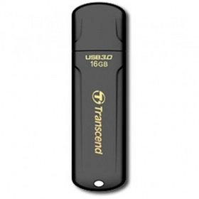 USB Флеш 16GB 3.0 Transcend TS16GJF700 черный