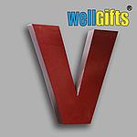 Монтаж объемных букв с контражурной подсветкой, фото 4