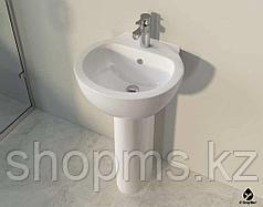 Умывальник Art Luxe SL400001 УП (Белый, ВКС)
