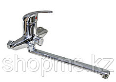 Смеситель ОПТИМА ванна 40 мм, перекл.дивертор., излив 30 см, L, ОB2005