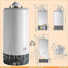 Водонагреватель газовый Ariston SGA 200 R