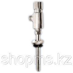 Кран для писсуара кнопка угловой хром HAOHUA СУ-02095