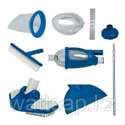 Пылесос для бассейна (очистка дна и стенок) с подключением к насосу, Intex 28003