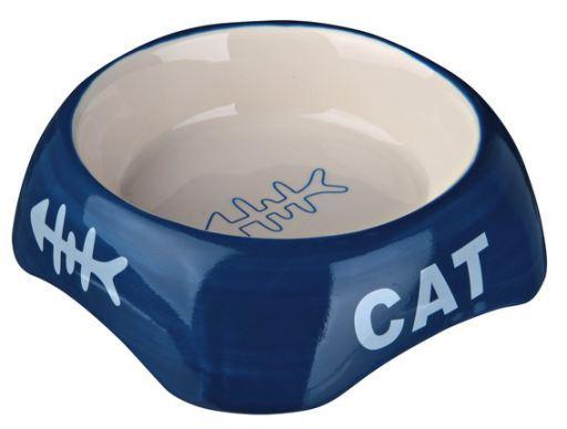 Керамическая миска Trixie для кошек - 200 мл