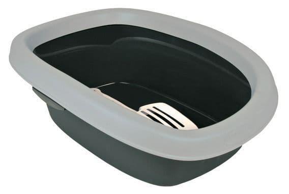 Туалет Trixie со съемным бортом - 43х31х14 см