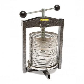 Пресс для сока (соковыжималка) Фермер СВР-02, 10 литров