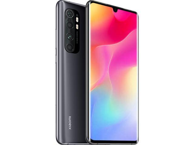 Xiaomi Redmi Note 10 Lite 6/64GB Черный