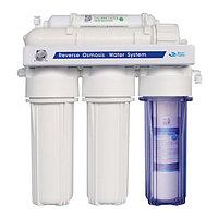 Фильтр для воды , обратный осмос HUBERT RO-50 - 5 ступеней очистки