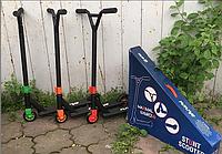 Самокат трюковой stunt scooter (диски у колёс литой пластик)