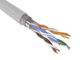 Наружный кабель REXANT SFTP 4PR 24AWG CAT5e 305м