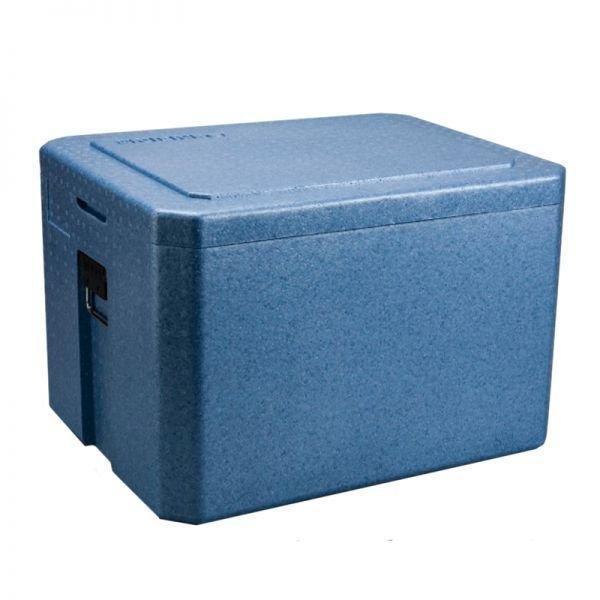 Термоконтейнер H-68L (синий) Foodatlas