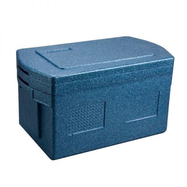 Термоконтейнер H-45L (синий) Foodatlas