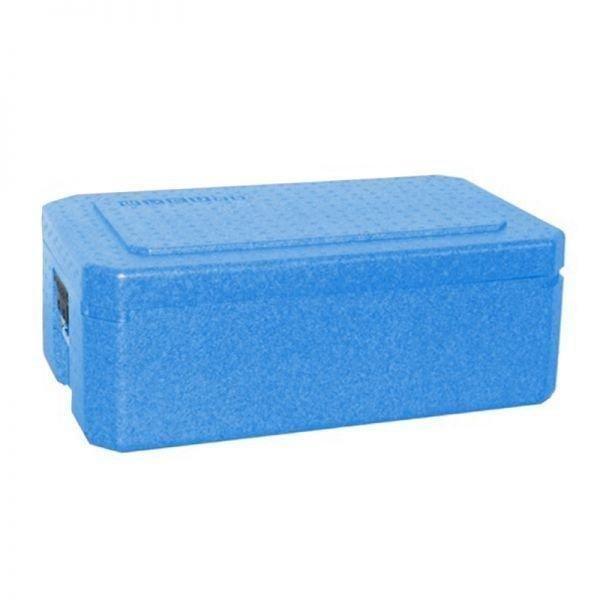Термоконтейнер H-24L (синий) Foodatlas