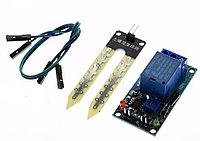 Контроллер наличия/отсутствия влаги AL 1010 12в с датчиков для почвы